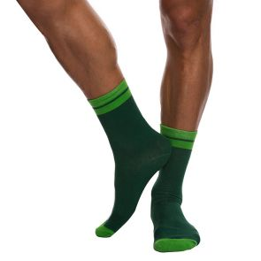Play Socks HF009G Green